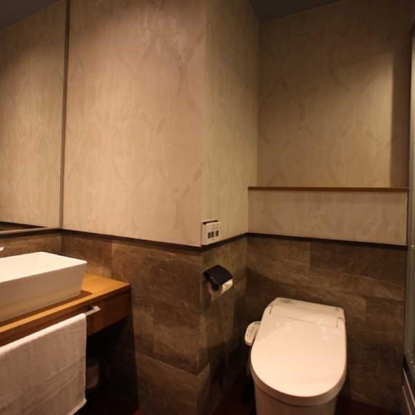 ホテル シャワーブース